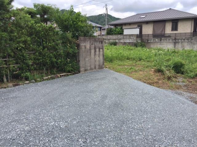 砂利敷き工事後写真2.JPG